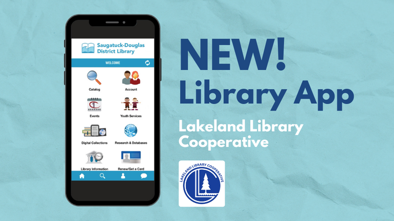 NEW! Library App