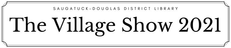 Village Show 2021 banner